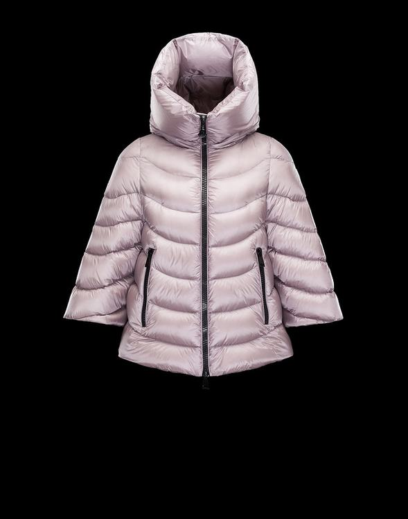 Moncler Akylina Kids Jacket Light Pink