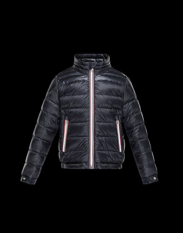 Moncler Anorak Kids Jacket Dark Blue