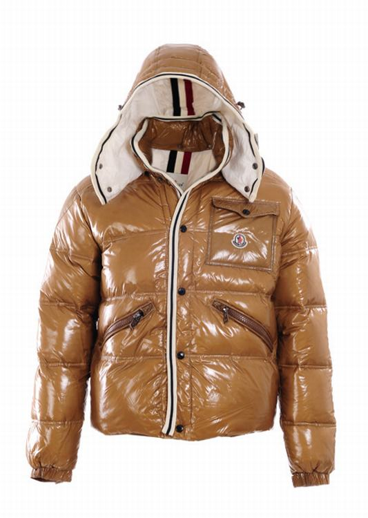 Moncler Barnson Kids Jacket Brown
