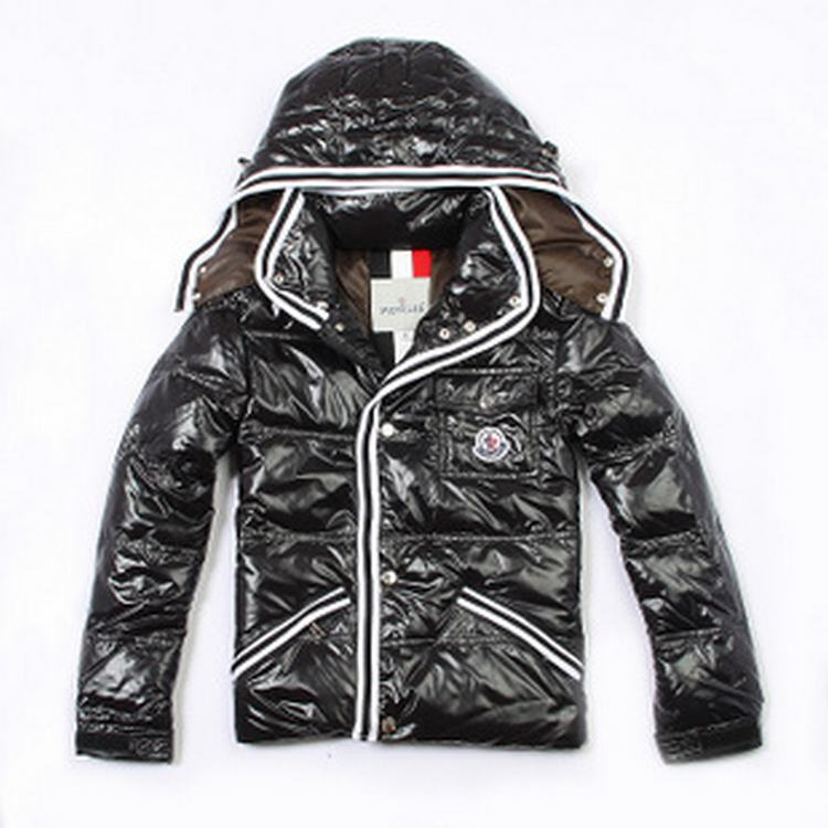 Moncler Branson 02 Kids Jacket Black