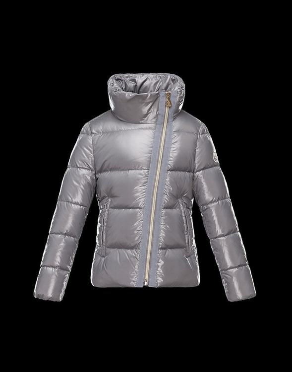 Moncler Enfant Anorak Kids Jacket Grey