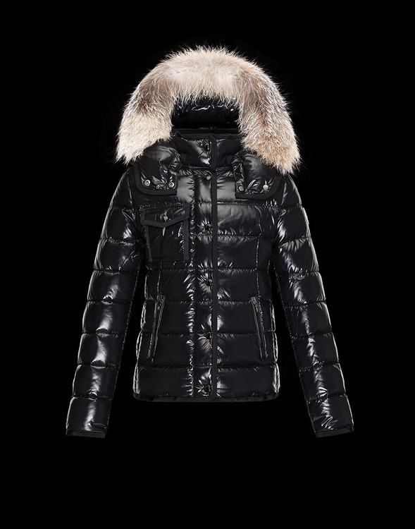 Moncler Enfant Armoise Kids Jacket Black