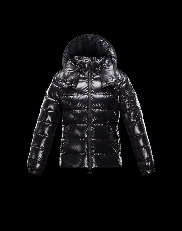 Moncler Enfant Bady Kids Jacket Dark Blue