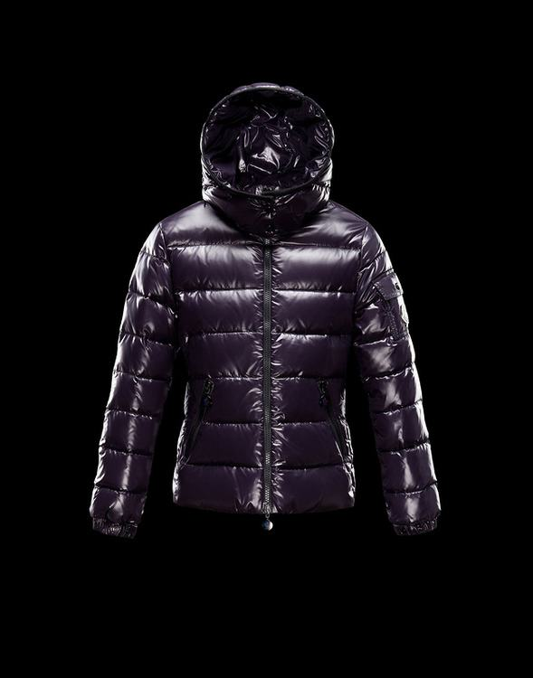 Moncler Enfant Bady Kids Jacket Purple