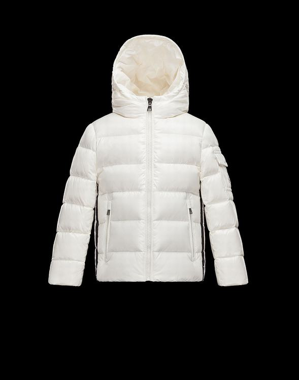 Moncler Enfant Berenger Kids Jacket White