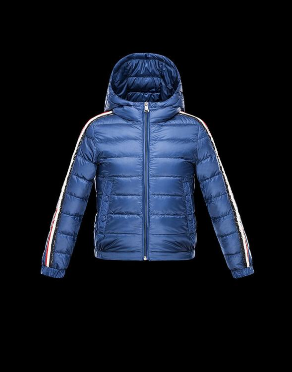 Moncler Enfant Chamane Kids Jacket Blue