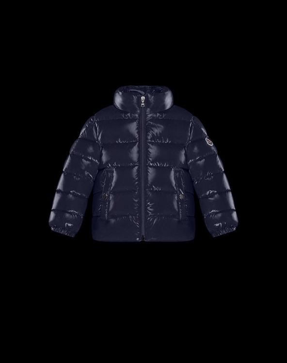 Moncler Enfant Ever Kids Jacket Dark Blue