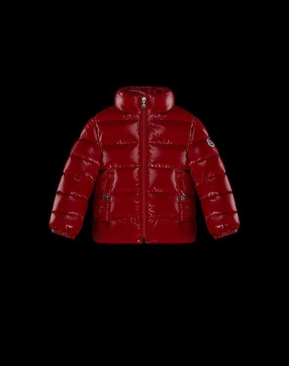 Moncler Enfant Ever Kids Jacket Red