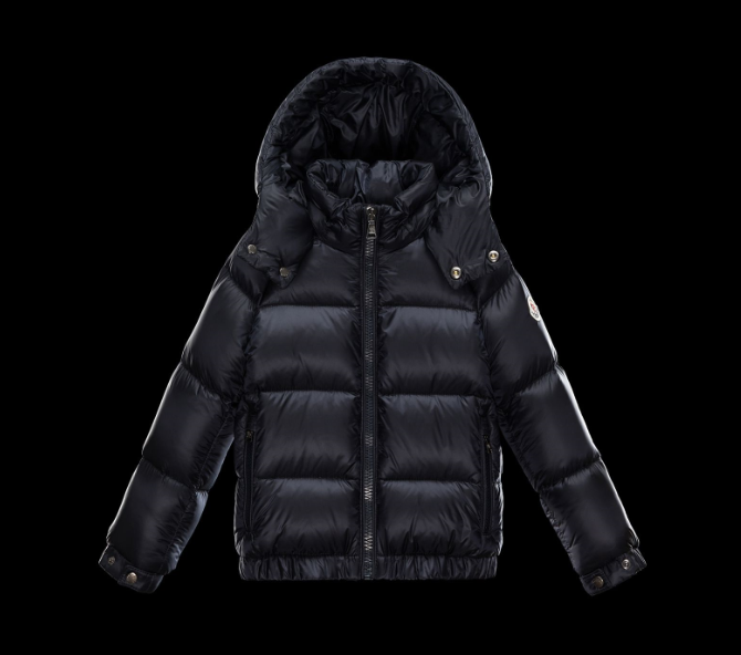 Moncler Enfant Jourdan Kids Jacket Dark Blue