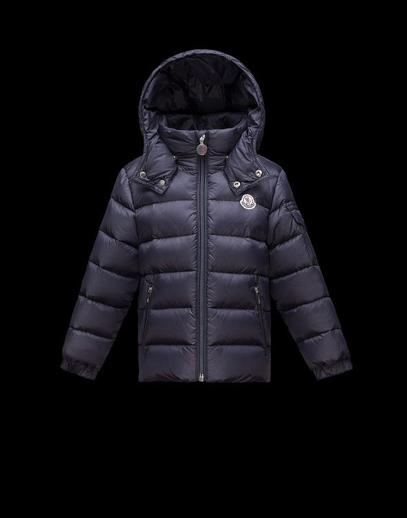 Moncler Enfant Jules Kids Jacket Navy Blue