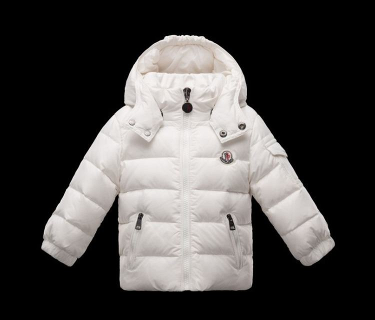 Moncler Enfant Jules Kids Jacket White
