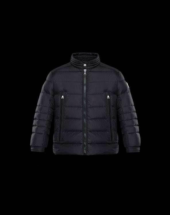 Moncler Enfant Kids Jacket Black