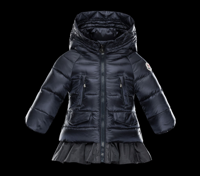 Moncler Enfant Kids Suits Dark Blue