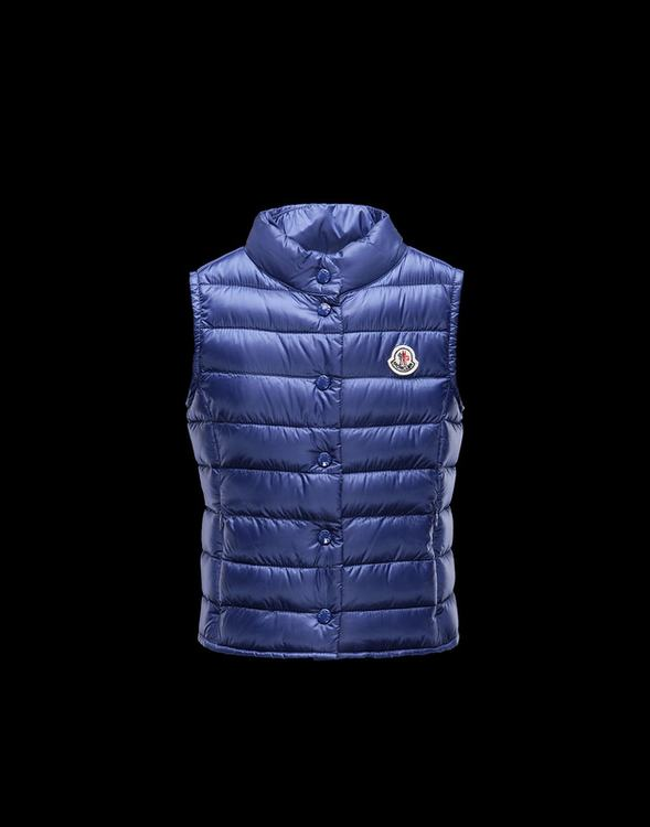 Moncler Enfant Liane Kids Gilet Light Blue