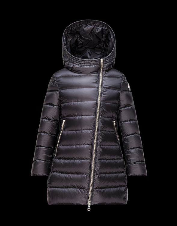 Moncler Enfant Mafuane Kids Jacket Dark Blue