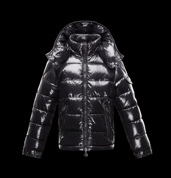 Moncler Enfant Maya Kids Jacket Black