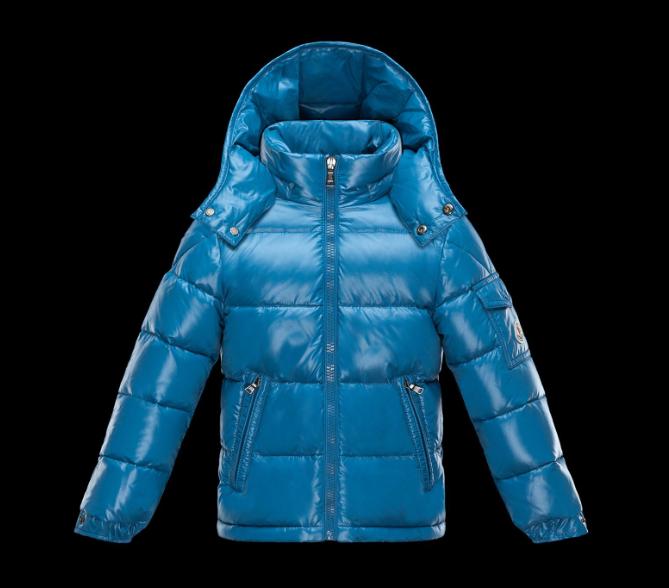 Moncler Enfant Maya Kids Jacket Sky Blue