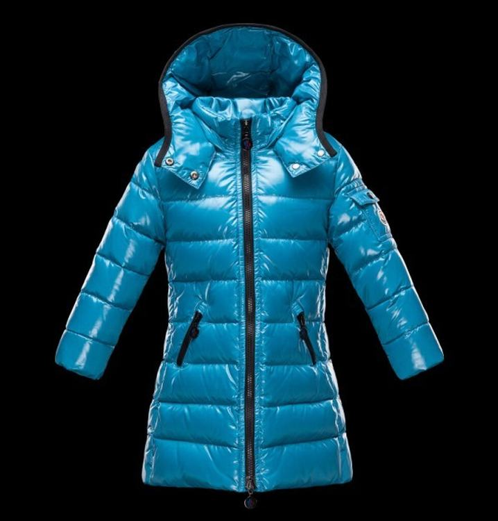Moncler Enfant Moka 01 Kids Jacket Sky Blue