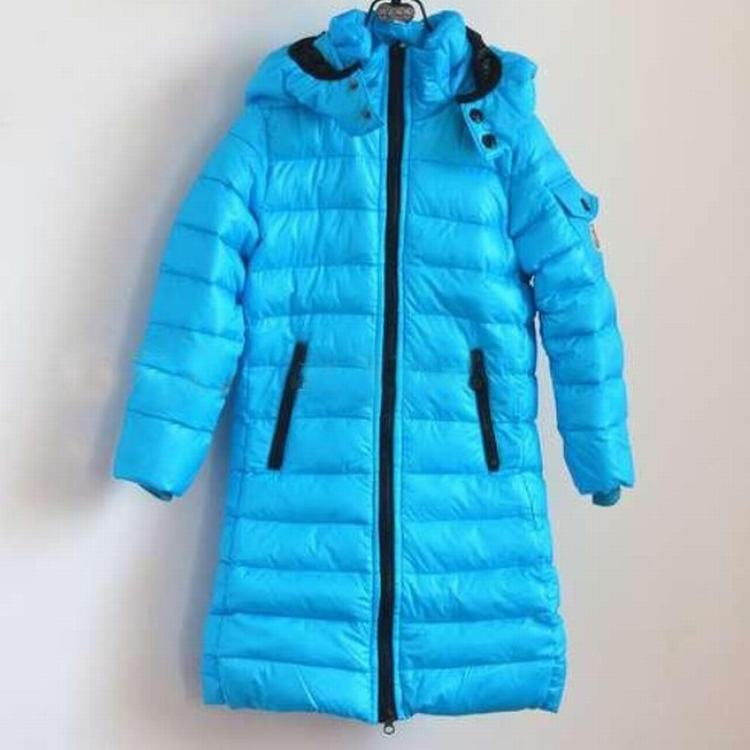 Moncler Enfant Moka Kids Jacket Sky Blue