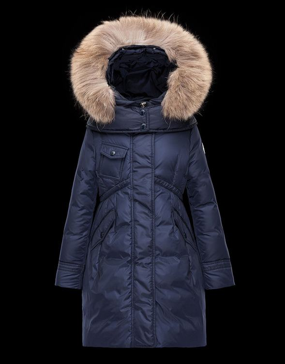 Moncler Enfant Phalangere Kids Jacket Blue
