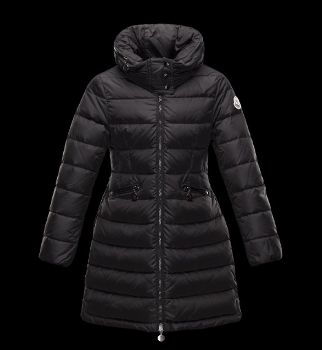 Moncler Enfant Plamme Kids Jacket Dark Blue