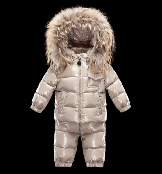 Moncler Enfant Remy Kids Suits Cherry