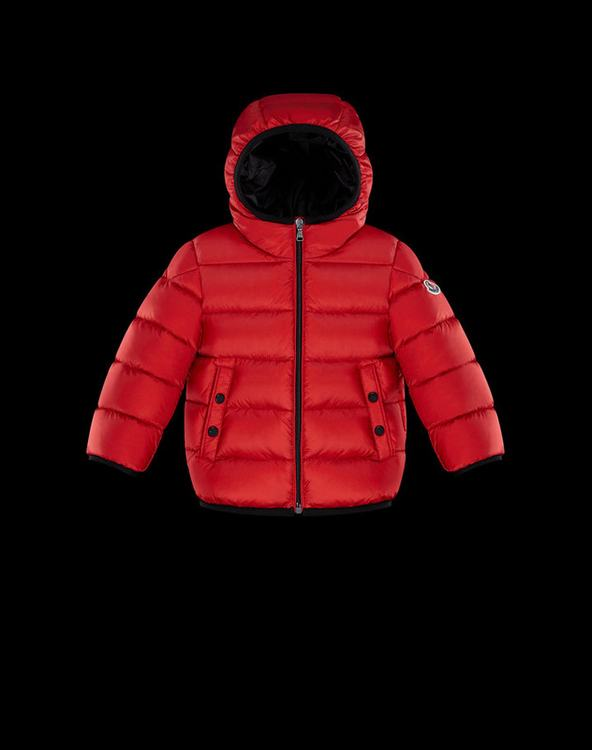 Moncler Enfant Serge Kids Jacket Red