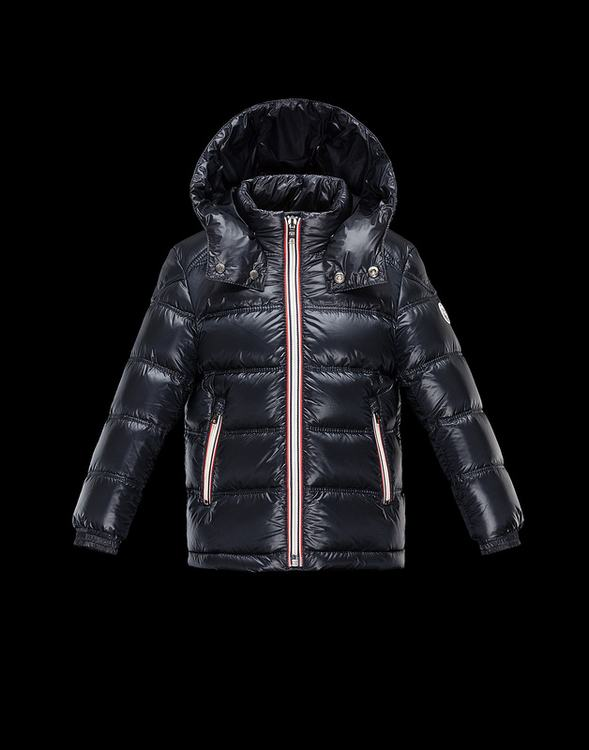 Moncler Gaston Kids Black