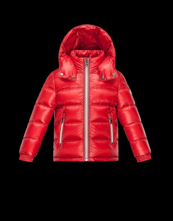 Moncler Gaston Kids Red