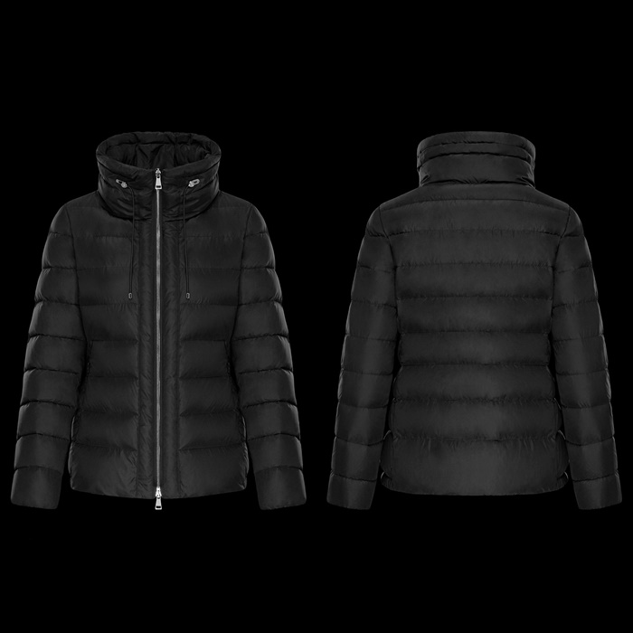 Moncler Idra Kids Jacket Black