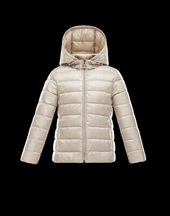Moncler Iraida Kids Jacket Cherry