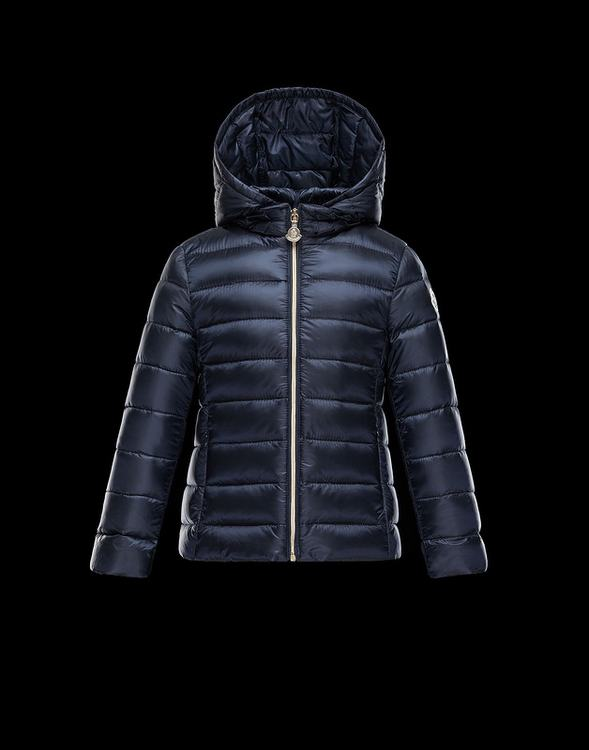 Moncler Iraida Kids Jacket Dark Blue