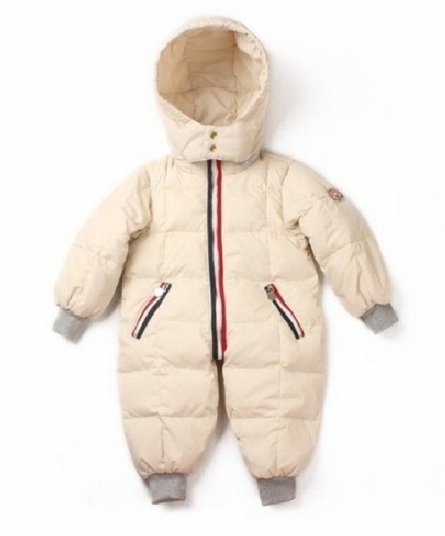 Moncler Kids Suits 12 Yellowish