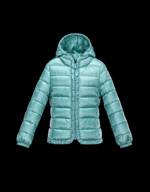 Moncler Mayotte Kids Light Cyan