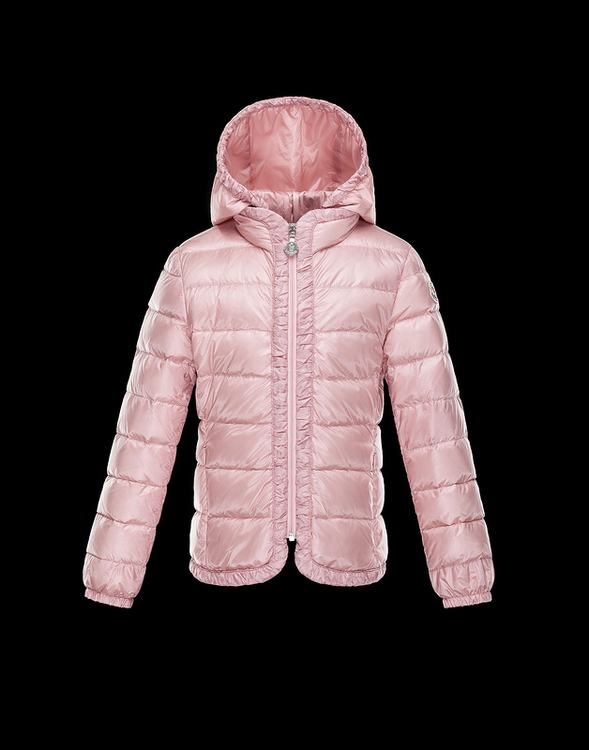 Moncler Mayotte Kids Light Pink