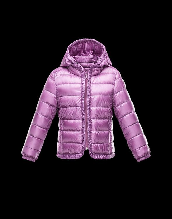 Moncler Mayotte Kids Light Purple