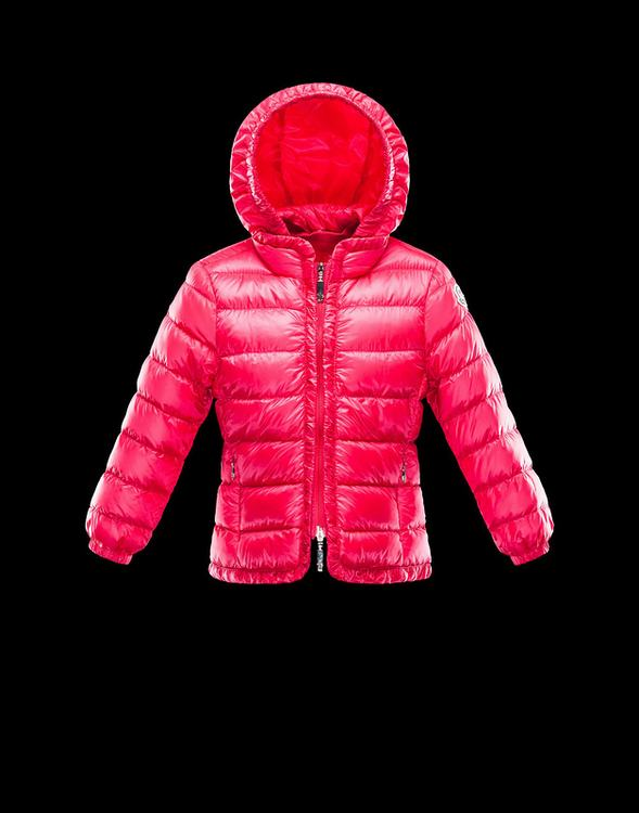 Moncler Mayotte Kids Pink
