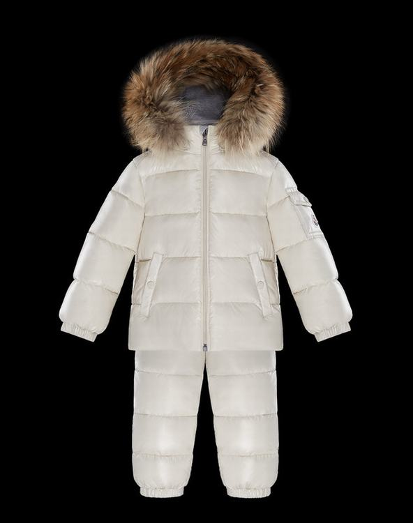 Moncler New Remy Kids Jacket White