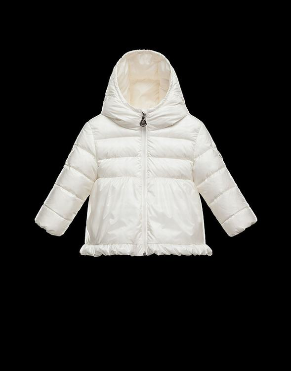 Moncler Odile Kids Jacket White