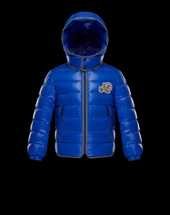 Moncler Rembrandt Kids Jacket Royal Blue