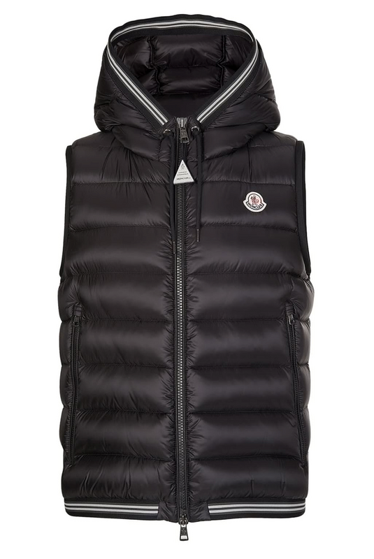 MONCLER AMIENS MEN VEST Wine Red
