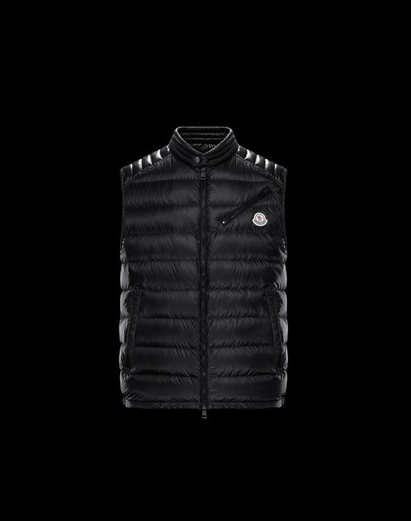 MONCLER ARV Men Vest Black