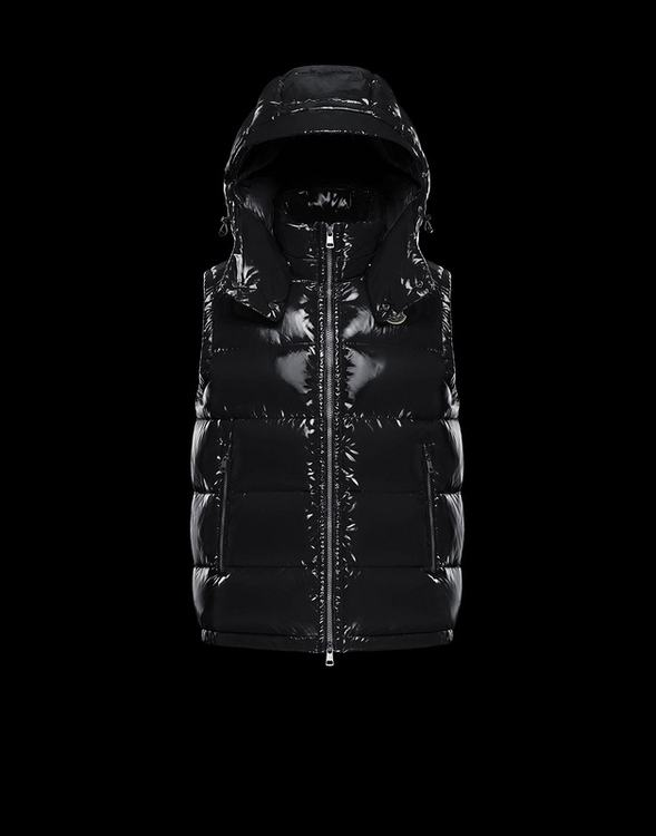 MONCLER LACET Men Vest Black
