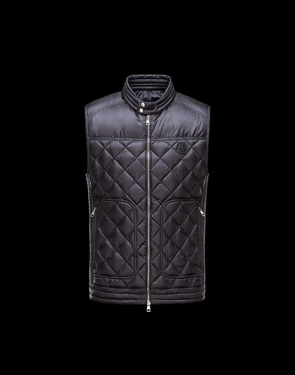 MONCLER ROD Men Vest Brown