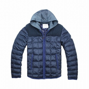 Moncler Cedric Men Jacket Blue