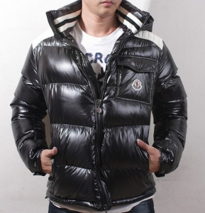 Moncler Outwear 07 Men Jacket Black