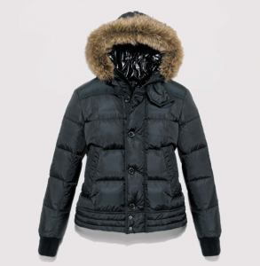 Moncler Ribera Men Jacket Grey