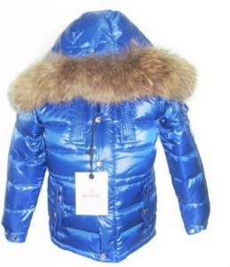 Moncler Rod Men Jacket Blue