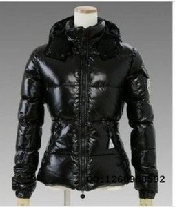 Moncler Badia Women Jacket Black