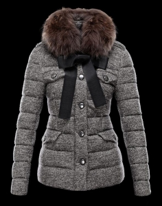 Moncler Cachalot Women Jacket Grey